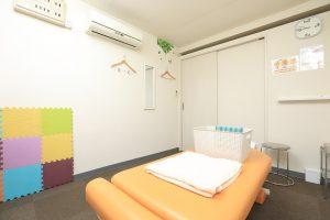 施術スペース個室
