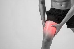 膝の痛みの原因 筋肉