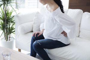反り腰の影響