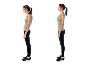 腰痛の原因になる姿勢